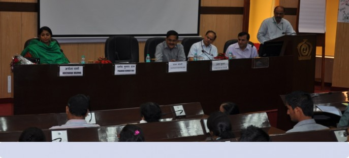 """<p><span style=""""font-size: small;""""><span style=""""color: rgb(128, 0, 0);""""><strong>Secretary (P) interacting with ADR participants at ISTM on 08.07.2015</strong></span></span><span style=""""font-size: medium;""""><span style=""""color: rgb(128, 0, 0);""""><strong><br /> </strong></span></span></p>"""