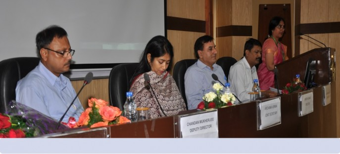 "<p><span style=""font-size: small;""><span style=""color: rgb(128, 0, 0);""><strong>Joint Secretary (AT&amp;A) interacting with ADR participants at ISTM on 20.07.2015</strong></span></span><span style=""font-size: medium;""><span style=""color: rgb(128, 0, 0);""><strong><br /> </strong></span></span></p>"