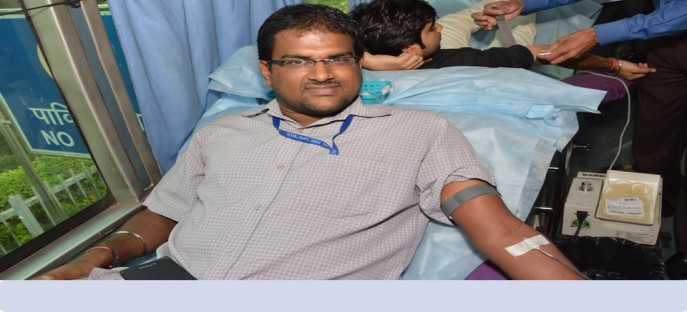 """<p><span style=""""font-size: small;""""><span style=""""color: rgb(128, 0, 0);""""><strong>Blood donated by ISTM Staff on 06.11.2015 (Organised by AIIMS Blood bank) at ISTM</strong></span></span><span style=""""font-size: medium;""""><span style=""""color: rgb(128, 0, 0);""""><strong><br /> </strong></span></span></p>"""
