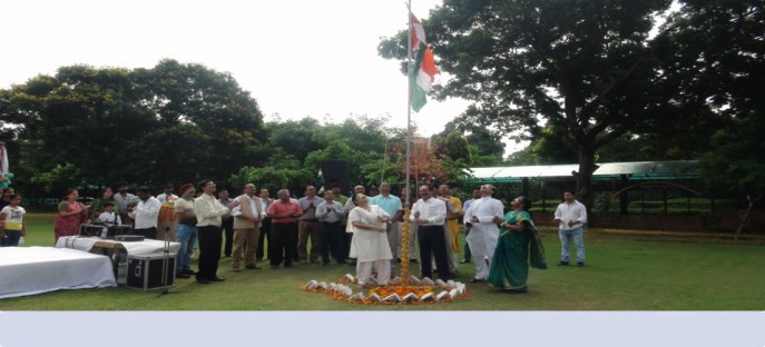 "<p><span style=""font-size: large;""><span style=""color: rgb(128, 0, 0);""><strong>70th Indias Independence Day celebrated at ISTM on 15.08.2016</strong></span></span><span style=""font-size: medium;""><span style=""color: rgb(128, 0, 0);""><strong><br /> </strong></span></span></p>"