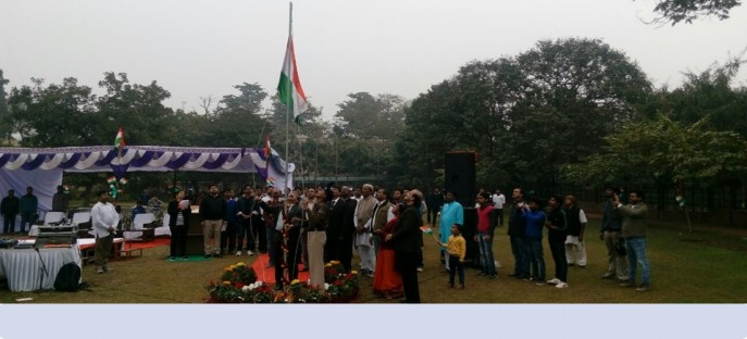 "<p><strong style=""color: rgb(128, 0, 0); font-size: medium;"">68th Republic Day function celebrated at ISTM on 26.01.2017<br /> </strong></p>"