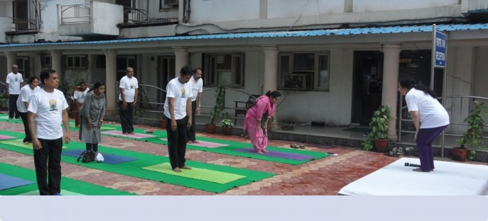 "<p><strong><span style=""color: rgb(128, 0, 0);""><span style=""font-size: medium;"">International Yoga Day celebrated at ISTM on 21/06/2017</span></span></strong></p>"