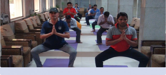 "<p><span style=""font-size: xx-large;""><strong style=""color: rgb(128, 0, 0); font-size: medium;"">Some glimpses of daily yoga session for all faculty members and employees of ISTM</strong></span><strong style=""color: rgb(128, 0, 0); font-size: medium;""><br /> </strong></p>"